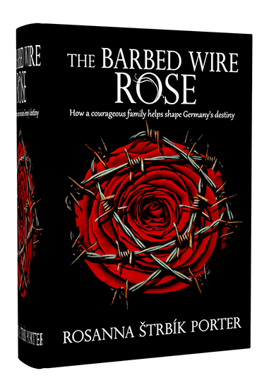 Barbed Wire Rose Cover