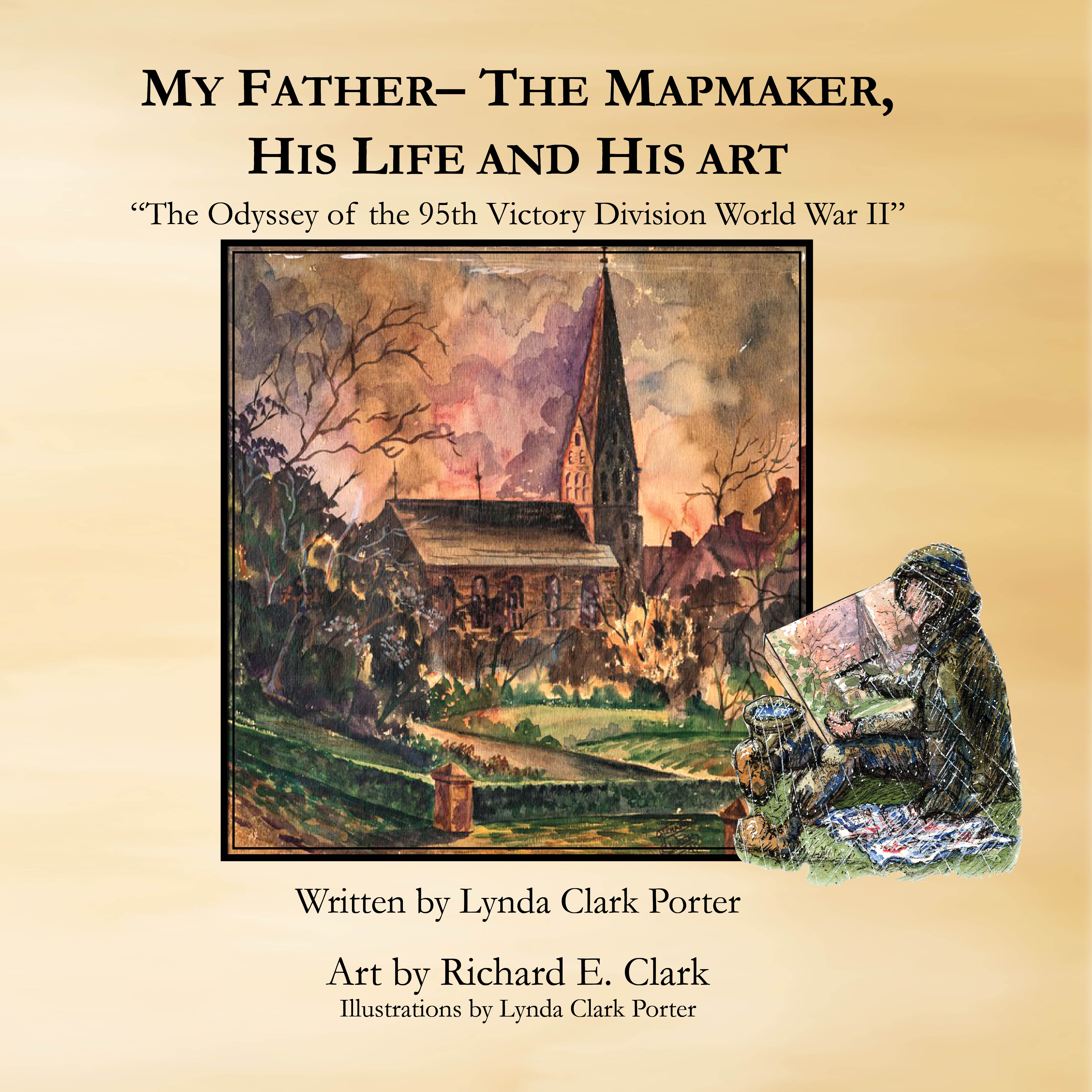 My Father the Mapmaker Cover