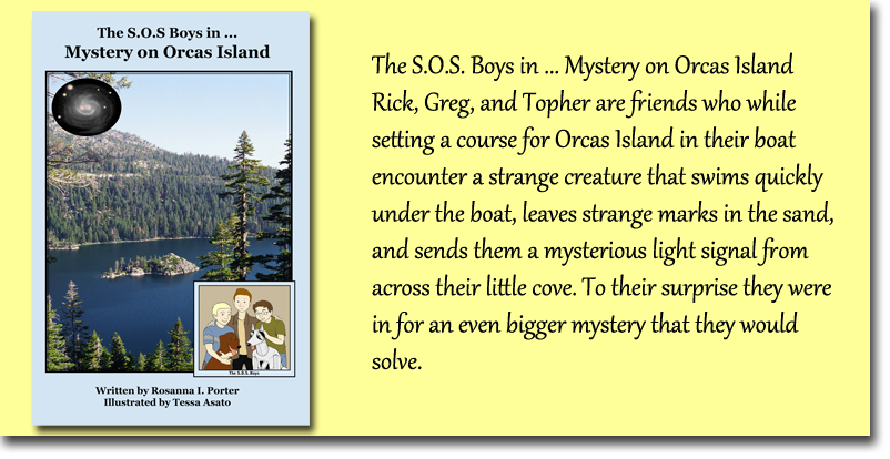 SOS Boys Mystery on Orcas Island